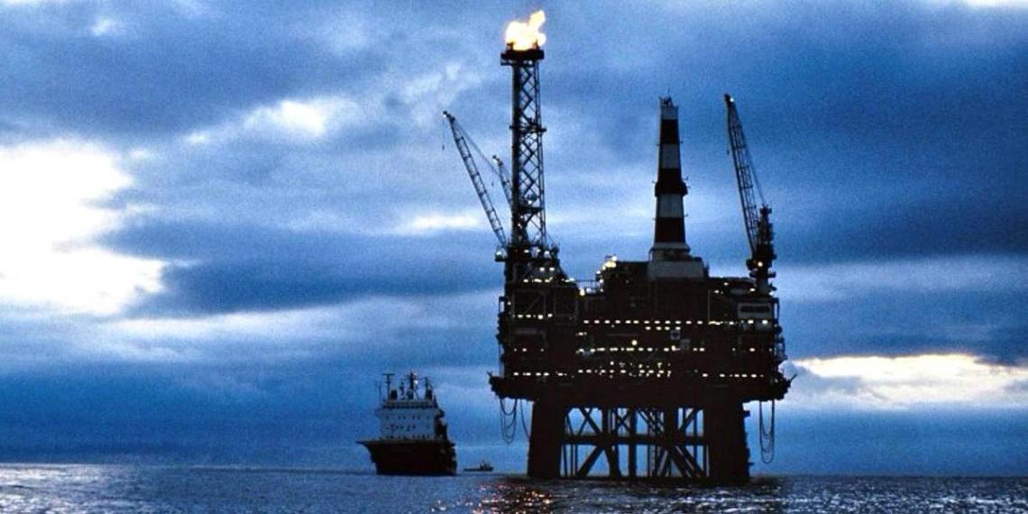 Украину предостерегли от добычи газа у берегов Крыма