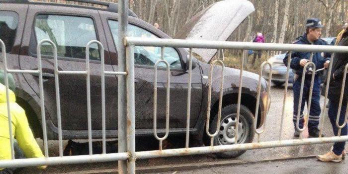 В Мурманской области водитель километр тащил труп под днищем автомобиля