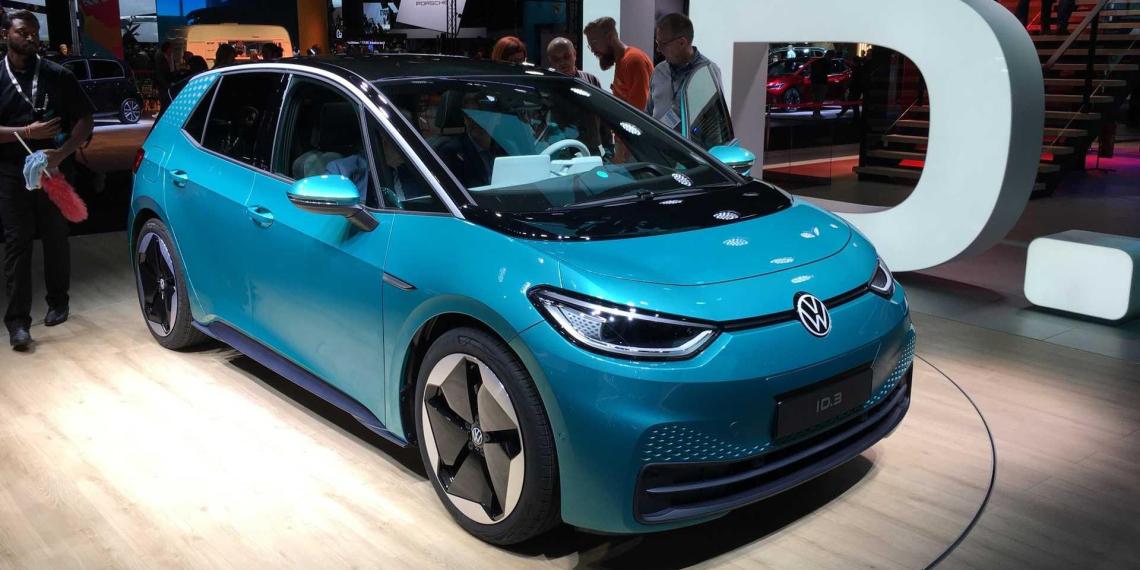 Volkswagen хочет стать мировым лидером в производстве электромобилей к 2025 году