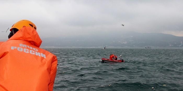 """Коммерсант узнал о """"странном поведении"""" пилота разбившегося под Сочи Ту-154"""