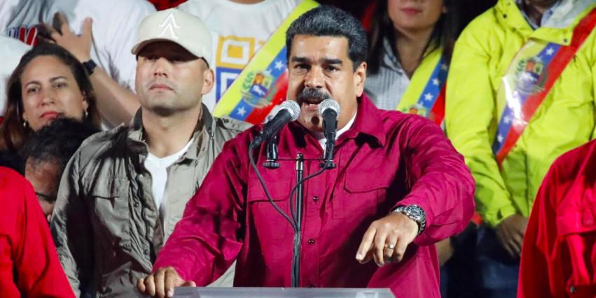 Мадуро победил на президентских выборах в Венесуэле