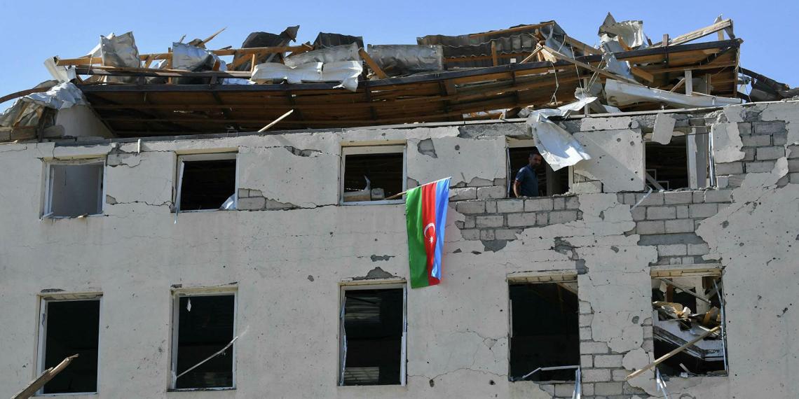 В Баку сообщили о гибели российского подростка в результате обстрела