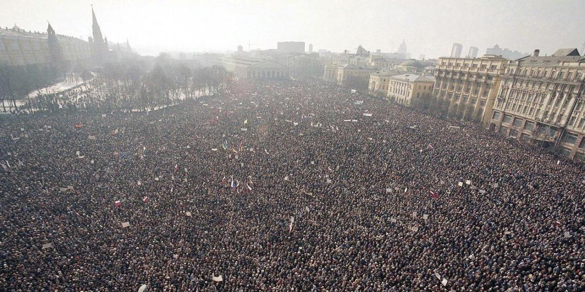 Экс-советник Горбачева назвал главную причину распада СССР