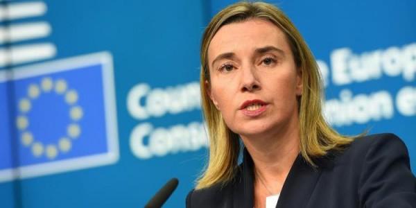 Могерини пообещала скорое упрощение визового режима ЕС с Украиной