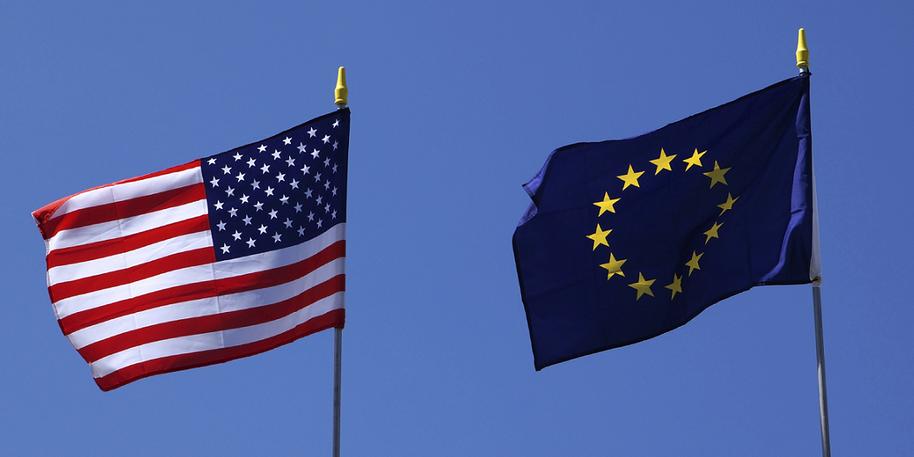 Politico: США пытаются превратить Европу в своего вассала для борьбы с Россией и КНР