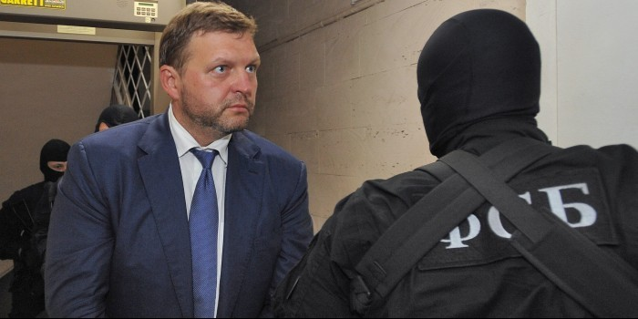 Губернатору Кировской области предъявлено обвинение в получении взятки в крупном размере
