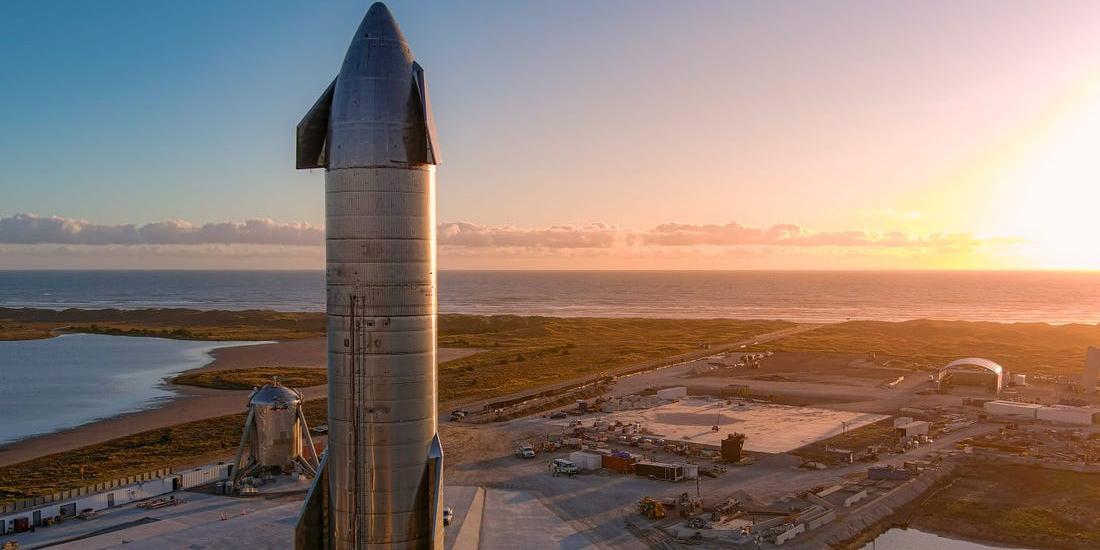 Прототип ракеты SpaceX Starship взорвался во время прямой трансляции