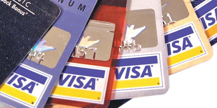 Держатели карт Visa могут временно остаться без денег