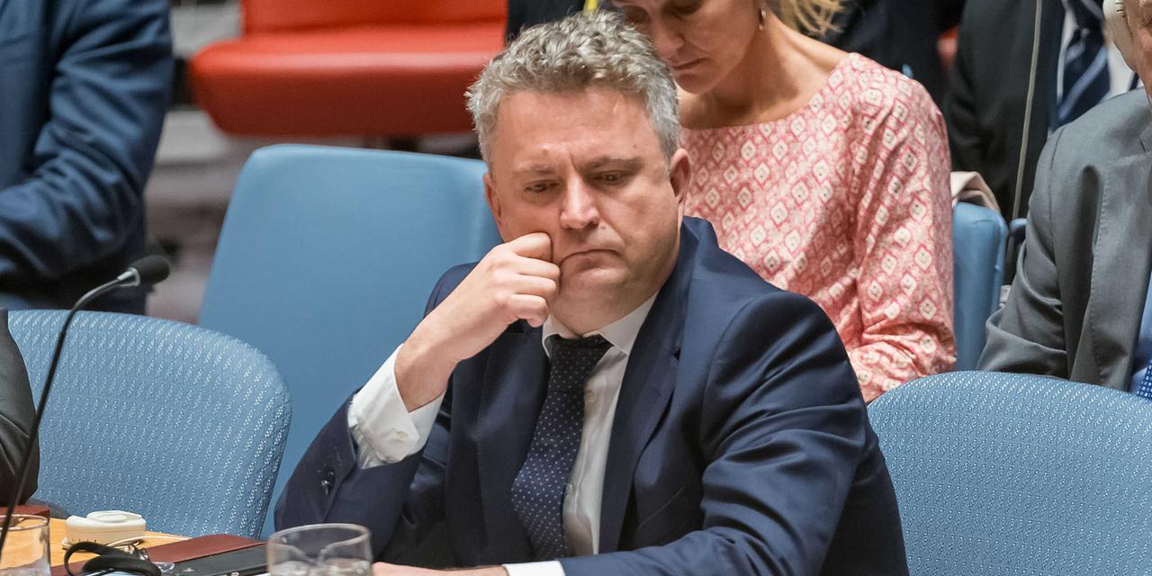 Украинский постпред в ООН выдал новую версию Второй мировой войны