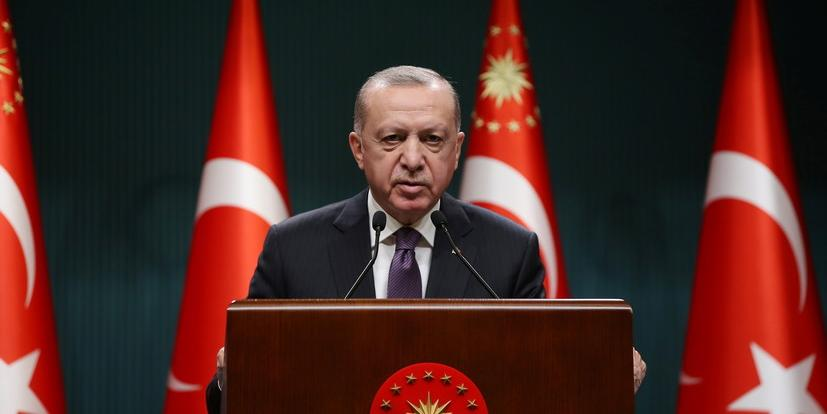 Эрдоган предрек НАТО распад без Турции