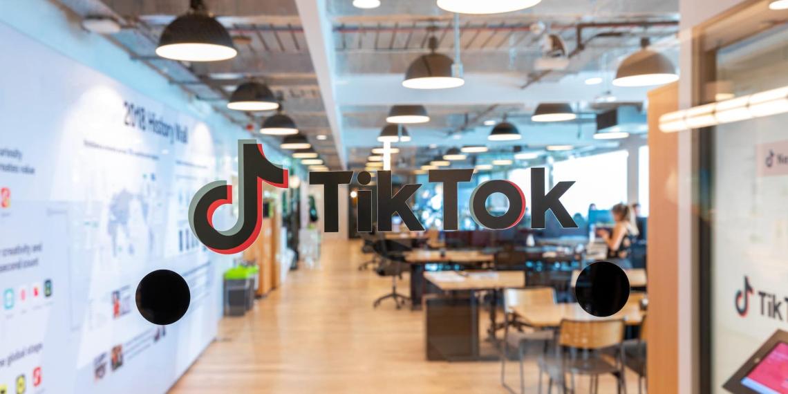 TikTok попытается дистанцироваться от Китая