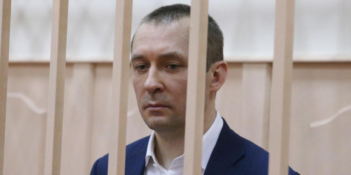 Суд изъял в пользу государства активы полковника Захарченко на 9 млрд рублей