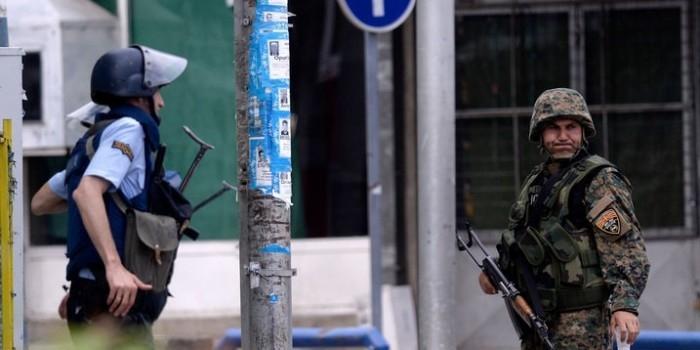 Помощника албанских боевиков в Македонии выдали посольству США