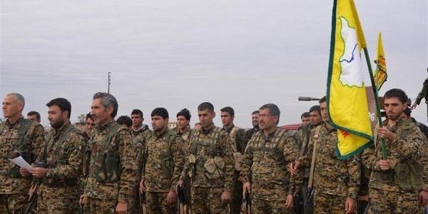 Курды заявили о столкновениях с сирийской армией под Раккой