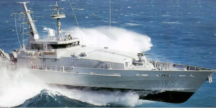 Украина получит старые военные катеры от НАТО