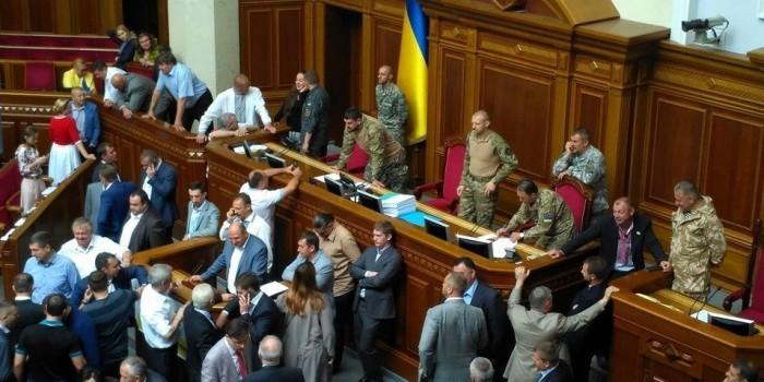 В Раде анонсировали войсковую операцию на Донбассе