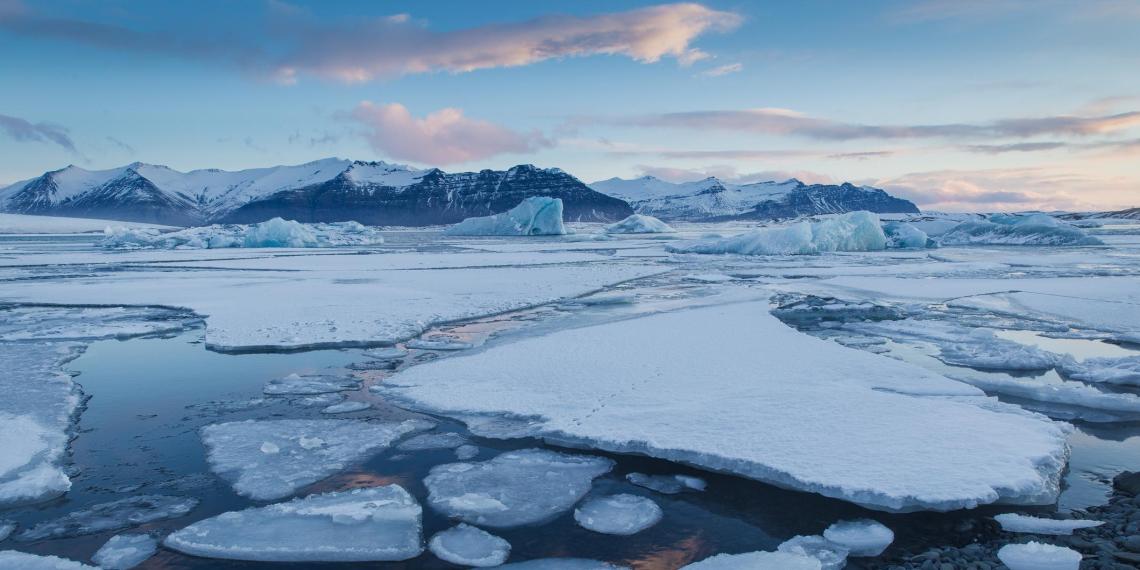 Потепление в Арктике назвали беспрецедентным за 3000 лет