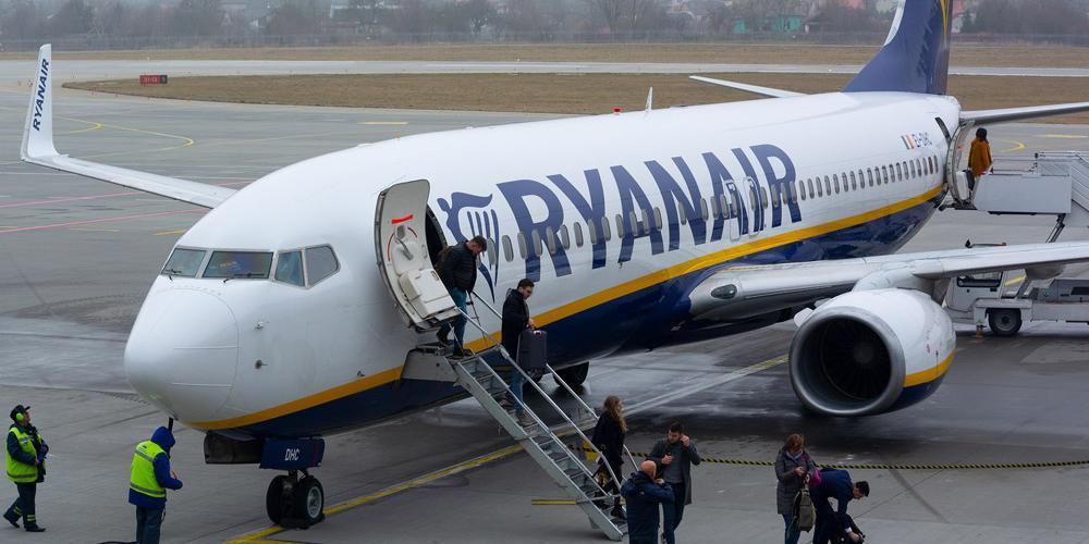 Регулятор запретил европейским авиакомпаниям летать над Белоруссией