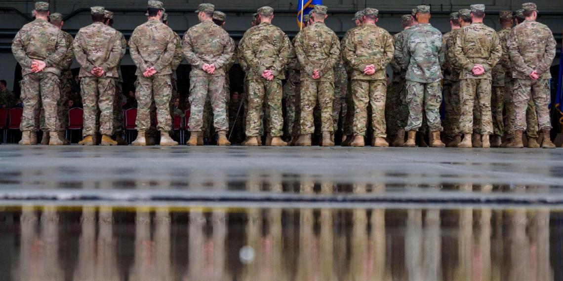 Европейское командование сил США провело секретные учения