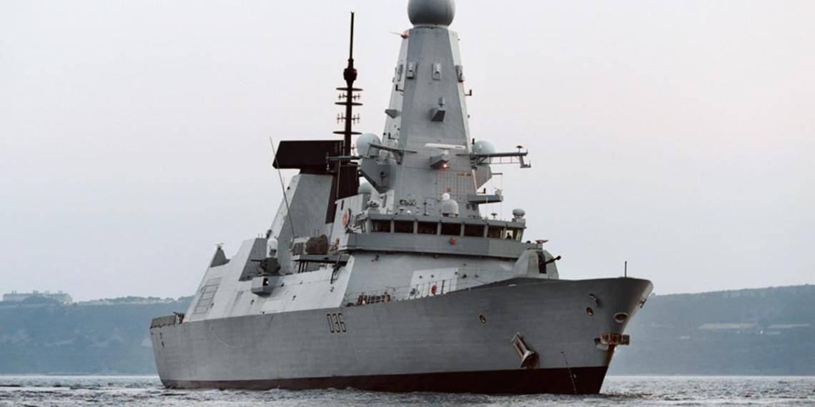 Telegraph: устроить провокацию с эсминцем было решением Бориса Джонсона