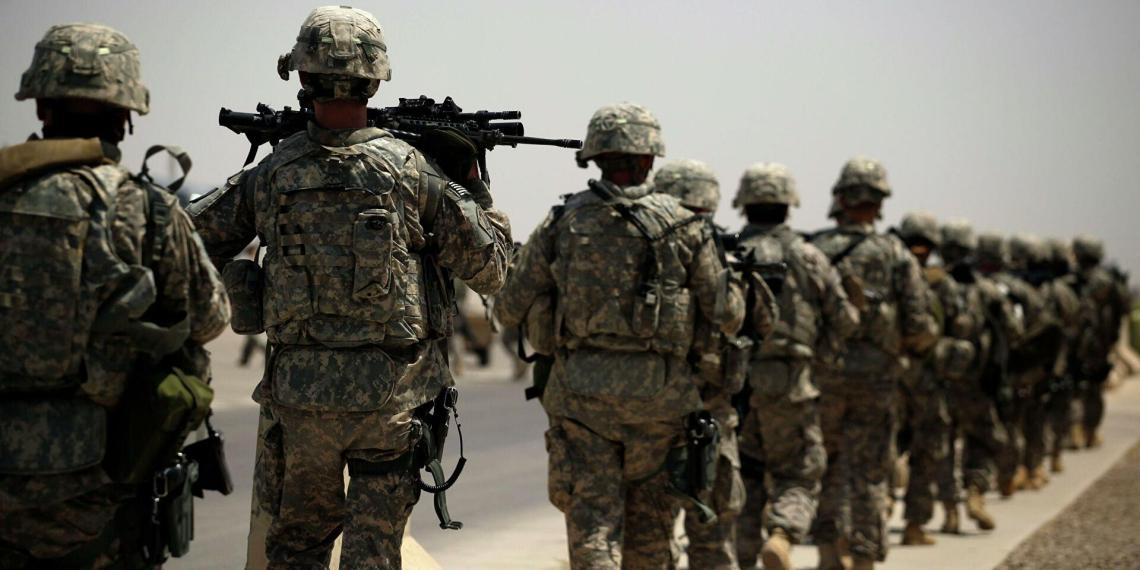 США нанесли удары с воздуха в Сирии и Ираке