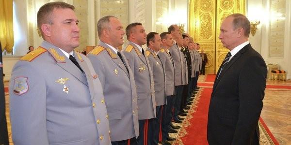 Путин уволил силовиков, нарушивших его запрет избираться в РАН