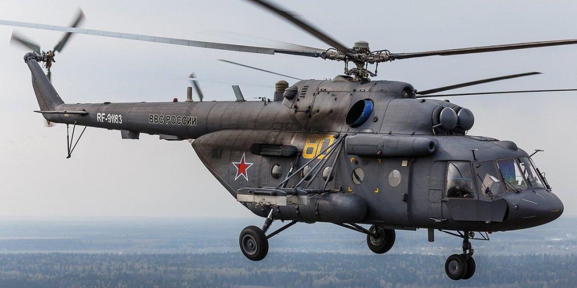 Свыше 100 вертолетов российского производства досталось талибам