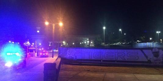 В университетском кампусе Теннесси неизвестный расстрелял трех человек