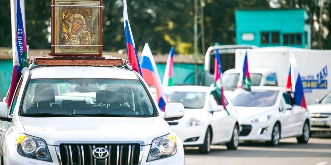 В Липецке по коронавирусу ударят автомобильным крестным ходом