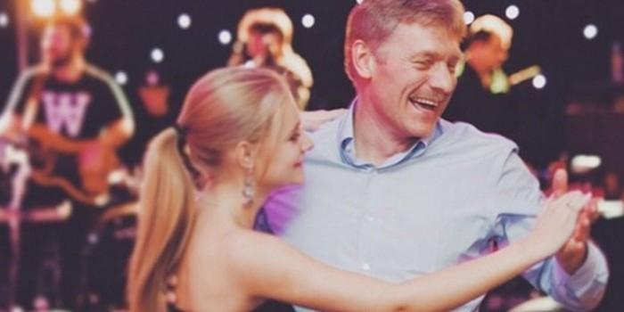 Дочь Дмитрия Пескова объявила о своей помолвке