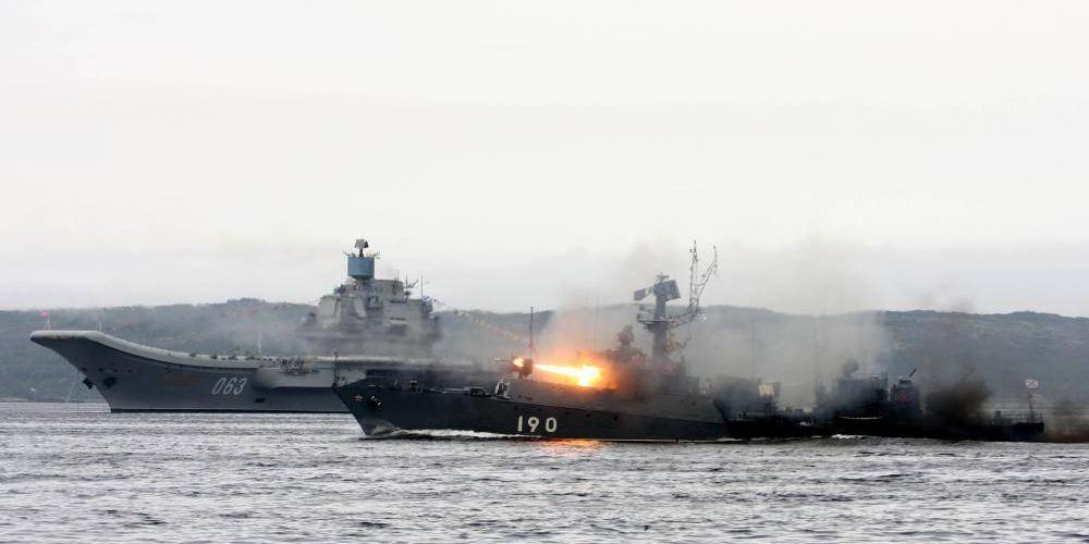 Северный флот ожидает крупное пополнение вооружений