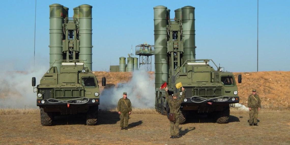 В Крыму проверяют готовность ПВО на фоне учений НАТО Sea Breeze