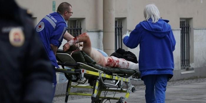 Число жертв теракта в Петербурге достигло 14 человек