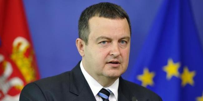 Глава МИД Сербии предложил разделить Косово