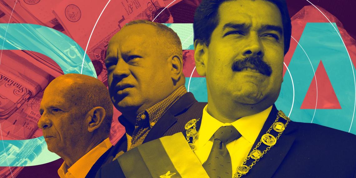Передел нефтяного рынка: что США делают в Венесуэле, пока весь мир следит за коронавирусом