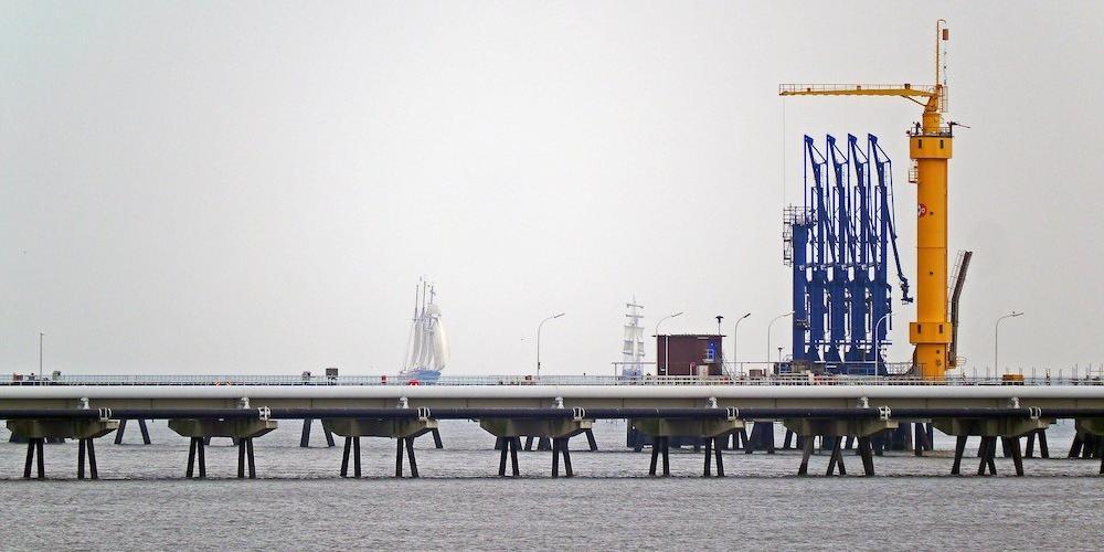 """Дания дала разрешение на строительство конкурента """"Северного потока-2"""""""