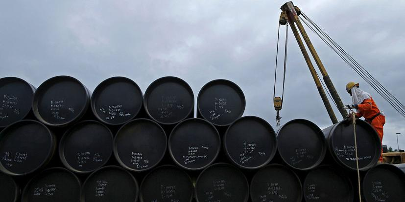 США побили 10-летний рекорд по импорту российской нефти