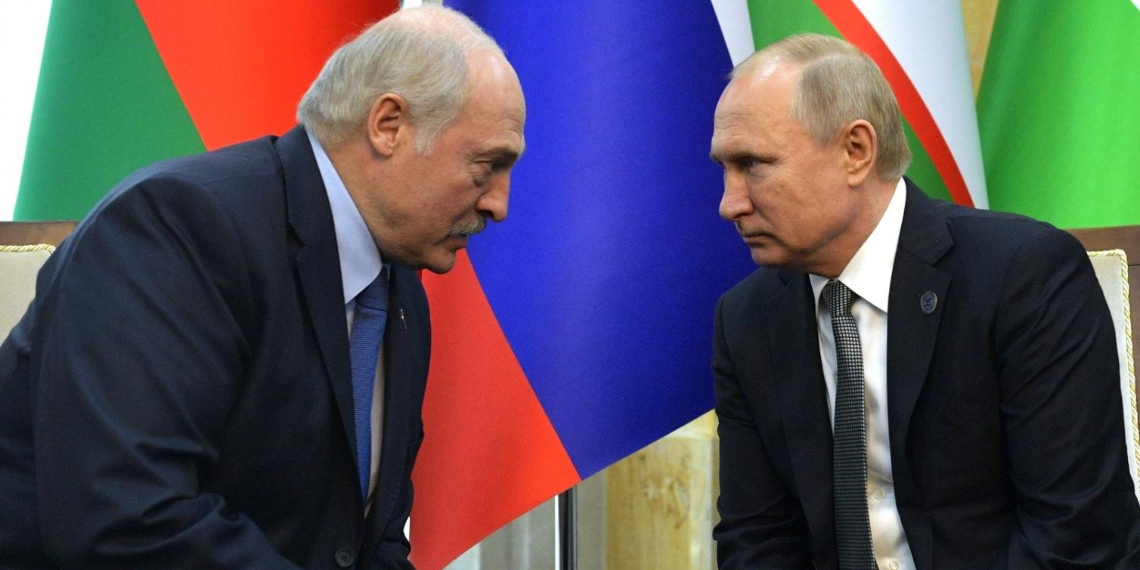 Путин позвонил Лукашенко