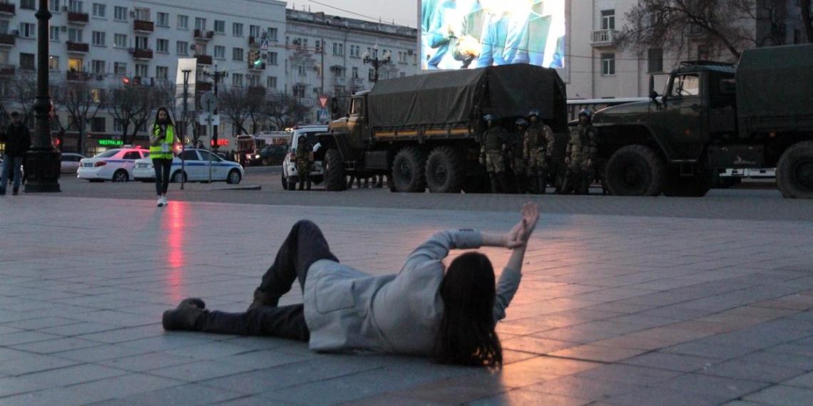 В Сети обсудили провал акций протеста в поддержку Волкова