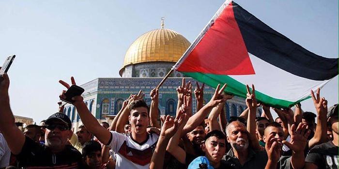 На западном берегу реки Иордан начались столкновения израильтян с палестинцами