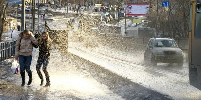 Житель Ставрополья убил водителя, окатившего его водой из грязной лужи