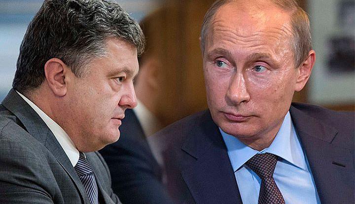 The Wall Street Journal: Кремль давит, Порошенко прогибается