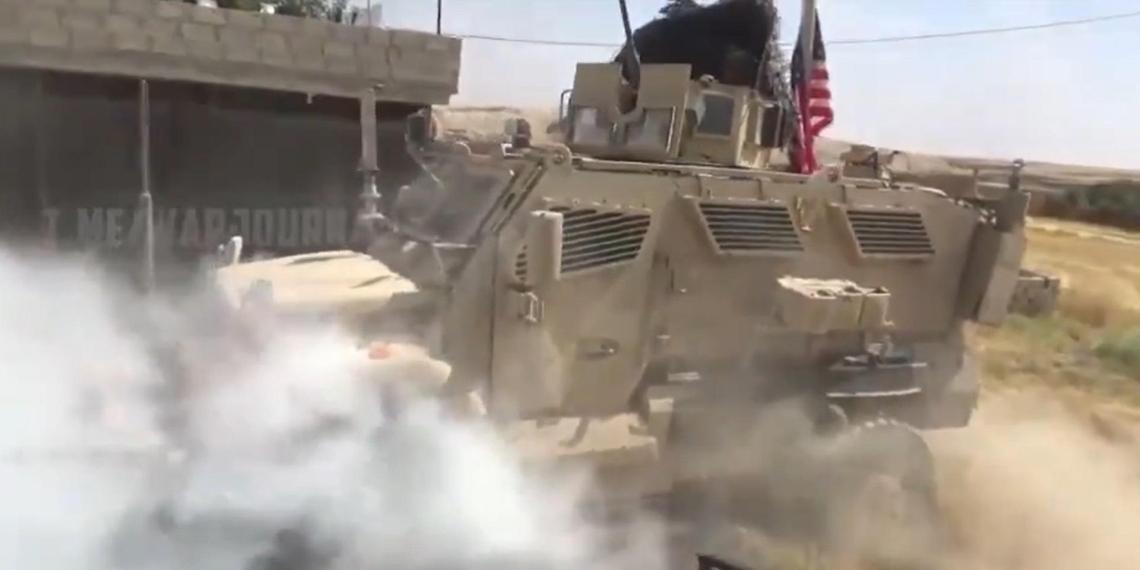 """""""Были, есть и останутся пиндосами"""": в Совфеде отреагировали на инцидент с американскими военными в Сирии"""