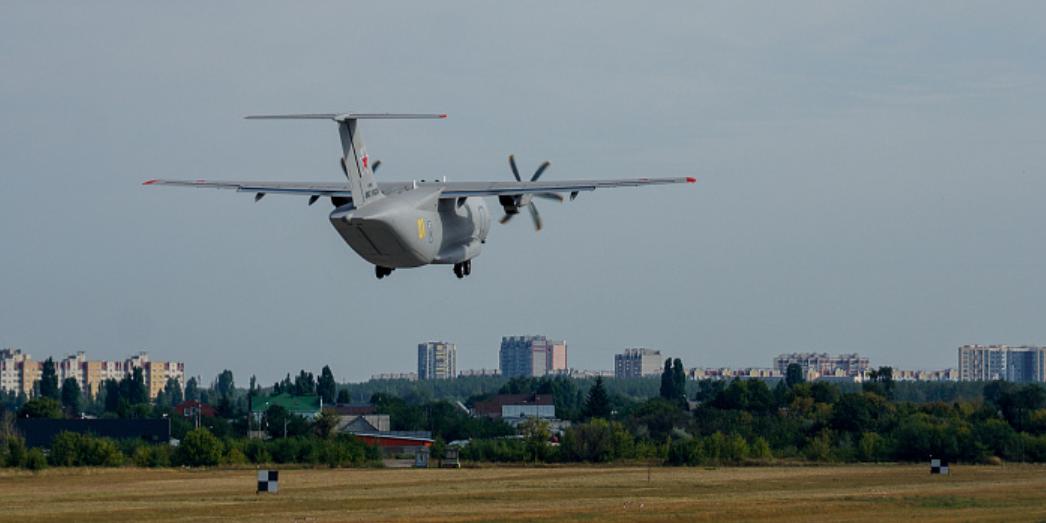 Транспортник Ил-112В совершил свой первый перелет