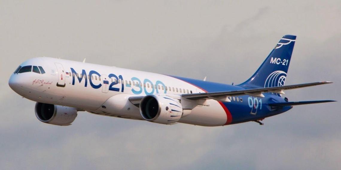 """Российский """"самолет XXI века"""" сломался во время испытательного полета"""
