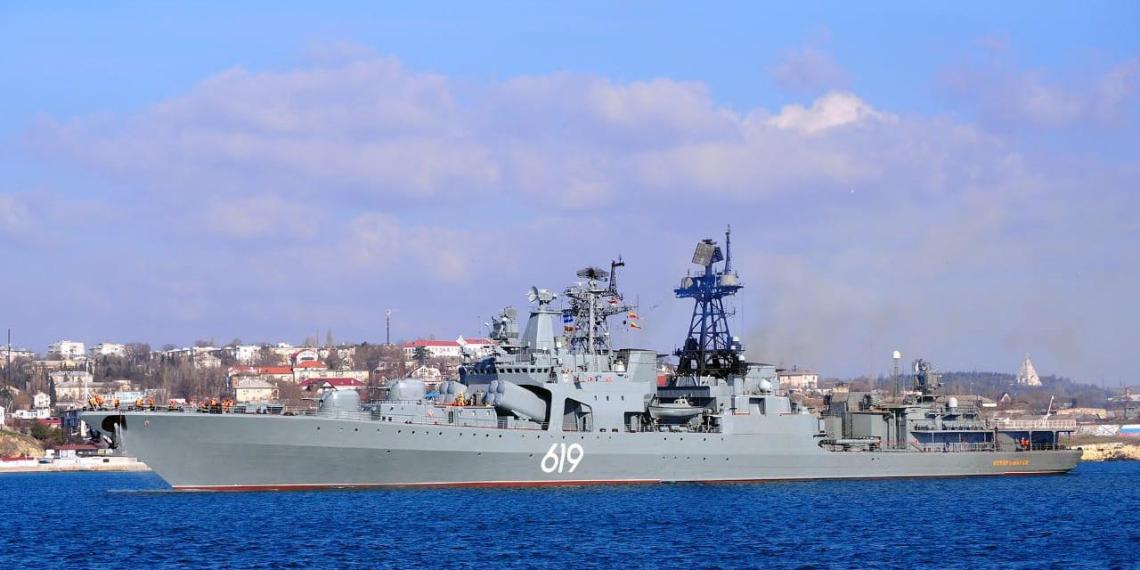 Российский флот отработал защиту Северного морского пути