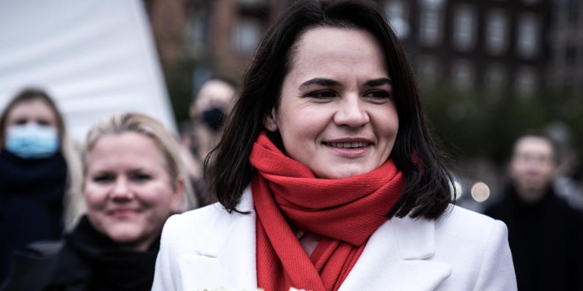 Тихановская пообещала аннулировать все договоренности Лукашенко с Россией
