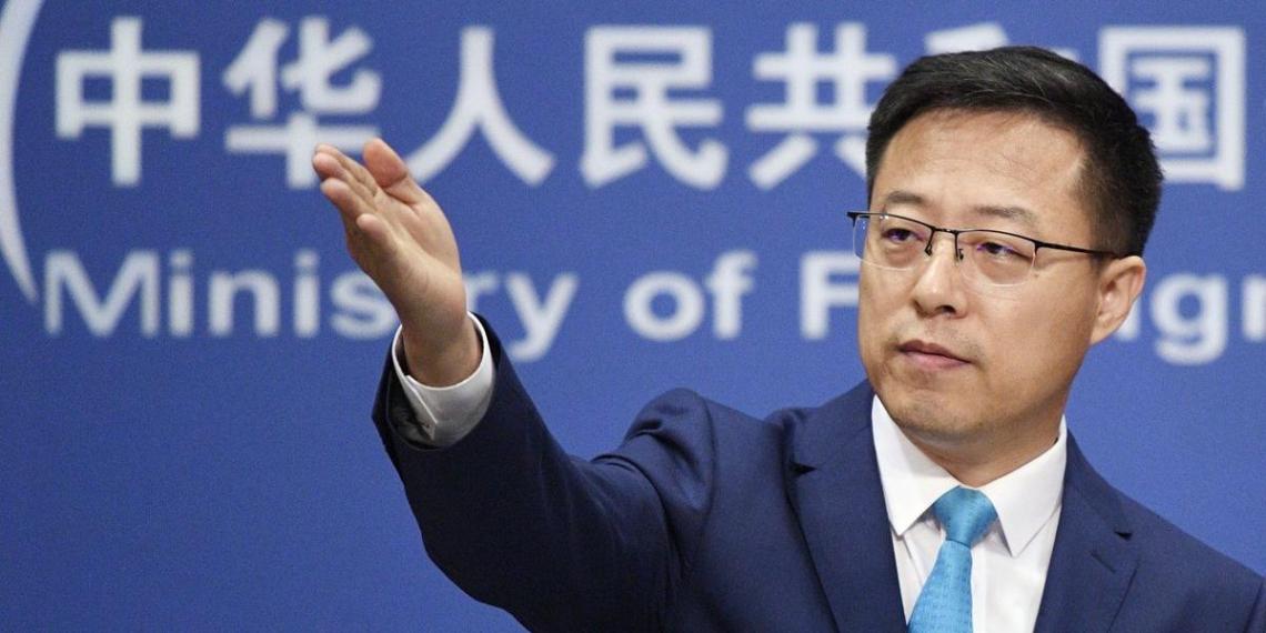 Китай ответил на претензии Украины из-за визита делегации в Крым