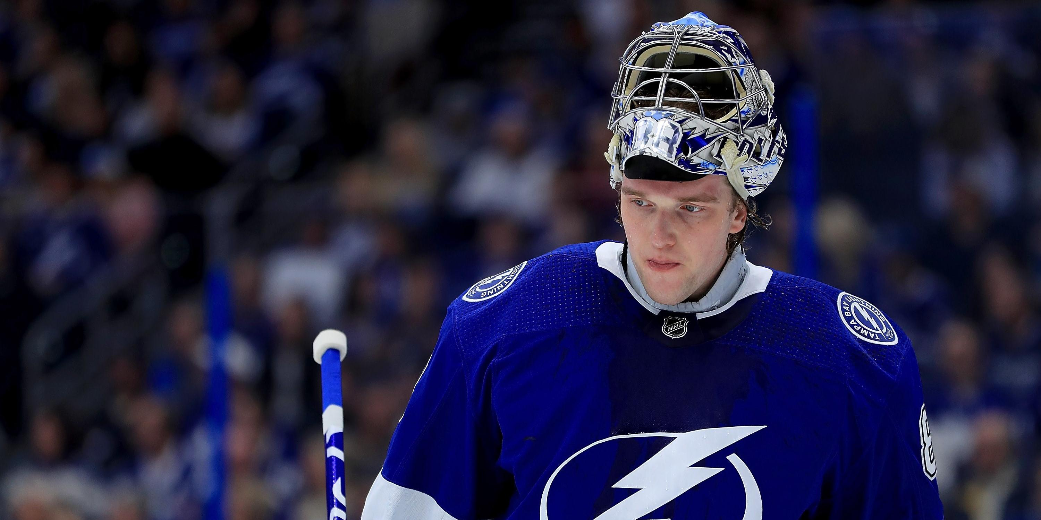 Россиянин Василевский установил рекорд клуба НХЛ