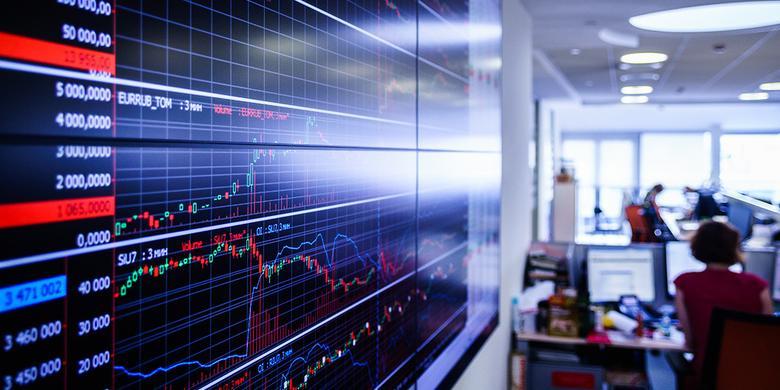 Эпидемия коронавируса ускорила падение фондового рынка России